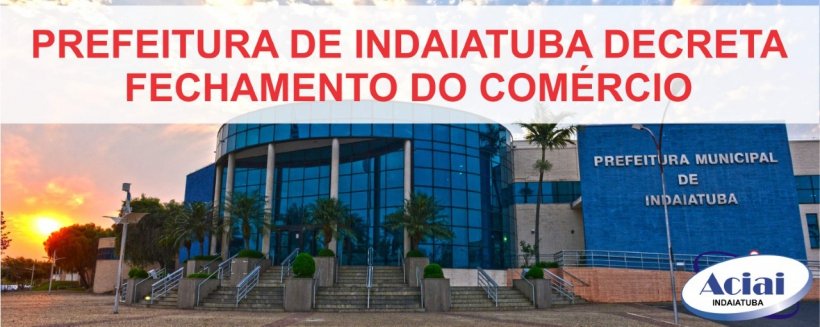 FECHAMENTO DO COMERCIO